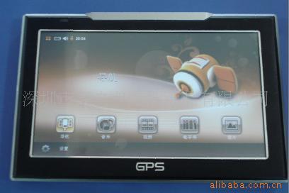 7寸GPS卫星导航