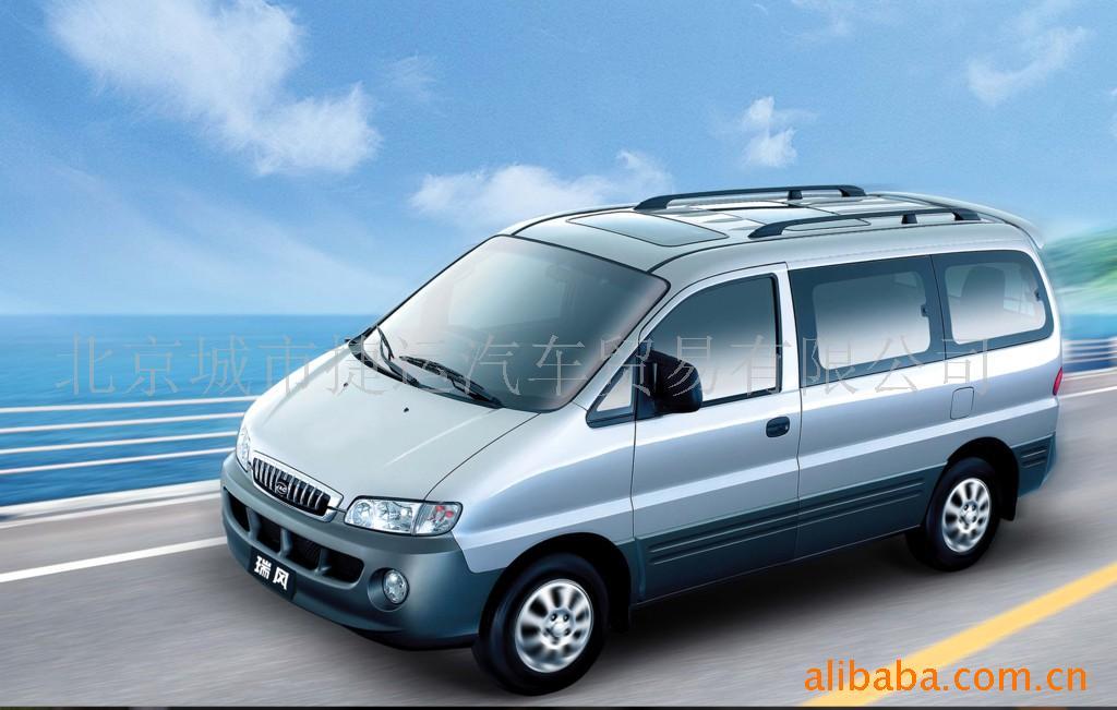 江淮瑞風一代,商務車,手動標準型