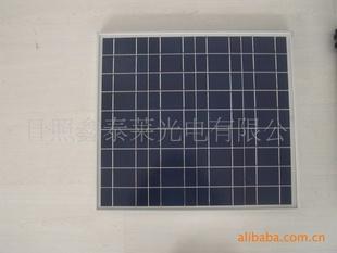 40W太阳能电池片太阳能发电系统光伏组件光伏发电系统