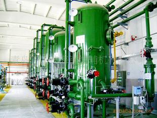 专业生产各种机械过滤器、多介质过滤器、混合离子交换器