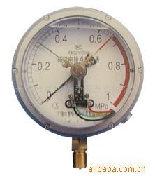 《厂家直销》特价耐震磁助压力表|电接点压力表(品质保证)