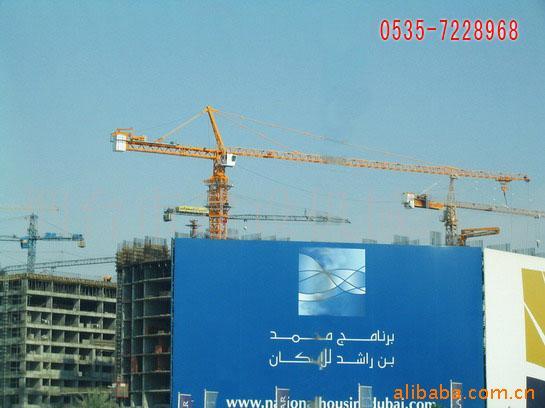 68101216吨起重机塔式起重机塔吊