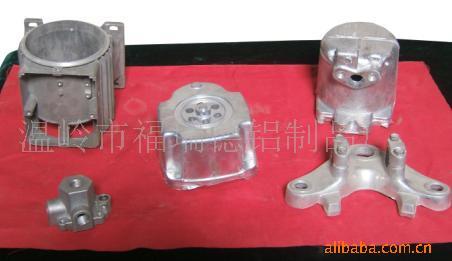 鎂、鋁合金壓鑄配件及加工(圖)