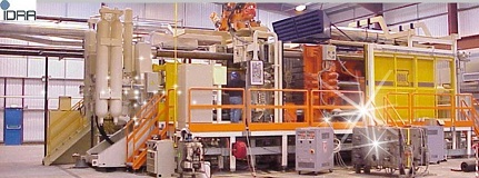 意德拉IDRA镁合金压铸机