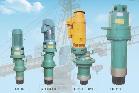 厂家供应塔式起重机变幅机构