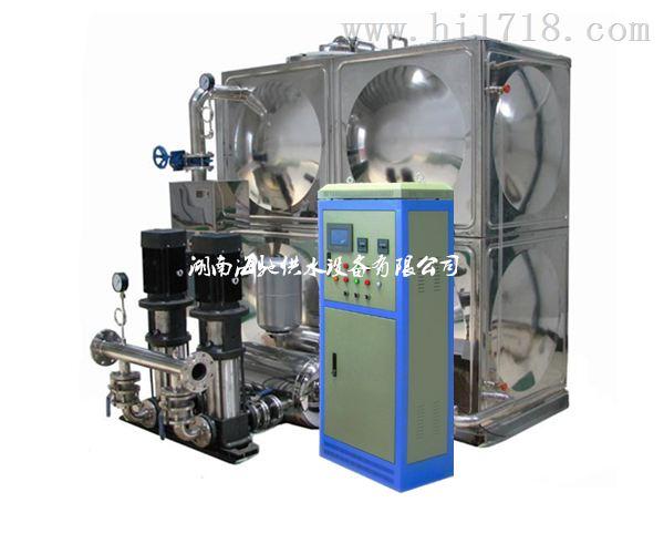 給水增壓設備改造