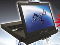 17寸折疊HDSDI液晶監視器,折疊監視器