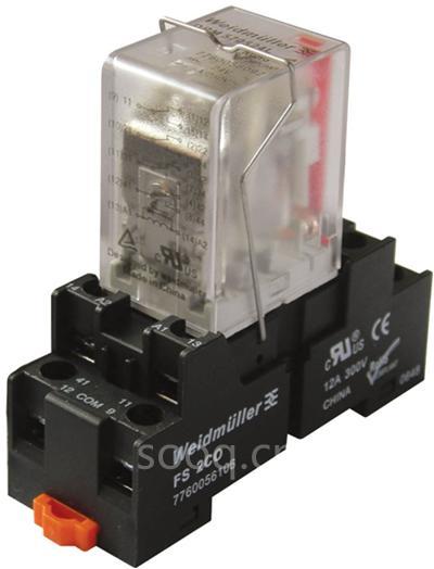 特价魏德米勒全系列中间继电器DRM570024L