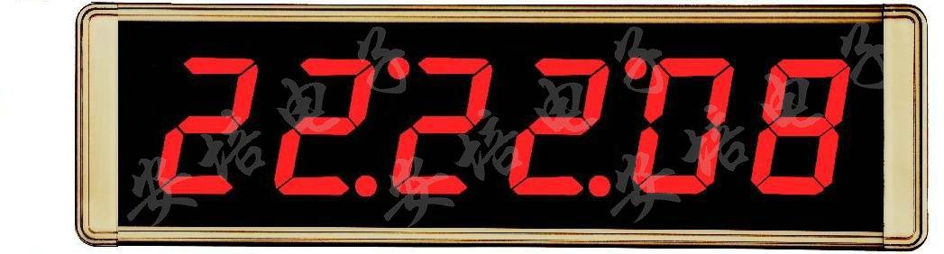 LED电子钟 时分秒
