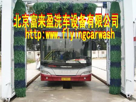 2012电脑洗车房,全自动洗车设备,大客车洗车机,巴士洗车机