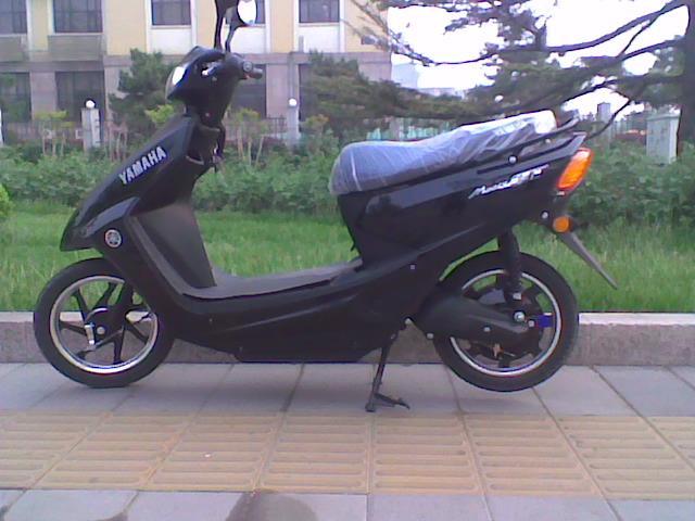 加油电动踏板车_电动小踏板车图片