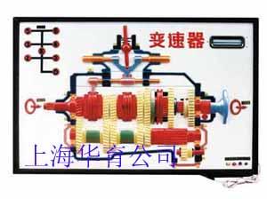汽车教学模型 程控示教板 汽车教学电教板 上海华育公司