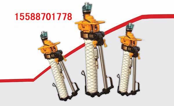 MQT-100/2.4S系列气动锚杆、锚索钻机