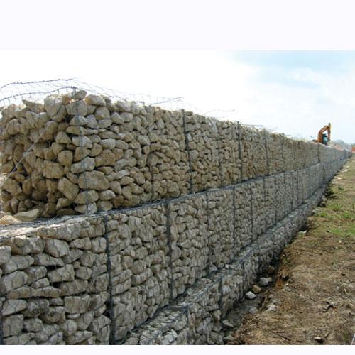格宾网箱|格宾石笼|锌铝合金格宾网|格宾网箱批发|绿格生态网箱|镀
