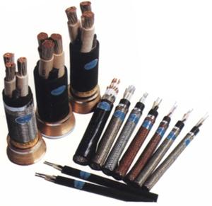 钢丝加强型电缆YCW-J重型橡套软电缆