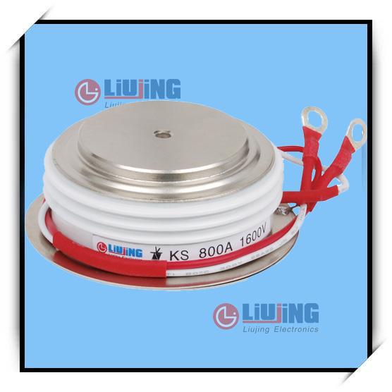 平板式雙向可控硅晶閘管KS800A1600V