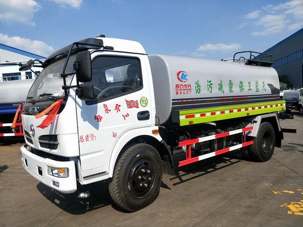 臨滄哪里賣東風天錦15噸綠化灑水車