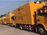 噶尔县租赁发电机200KW500KW800租赁公司与网点