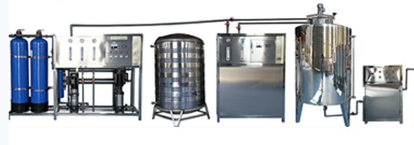 一机多用全自动日化产品生产设备 可生产多种洗护用品