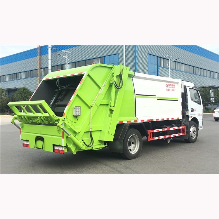 垃圾清扫车 中型压缩式垃圾车 品牌齐全