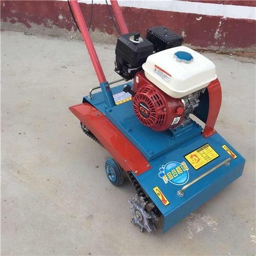 昌都HQZ700型混凝土地面清渣機生產混凝土路面清渣機