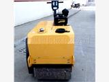 液压双驱压路机使用方法 无级变速压路机 柴油压土机效率高