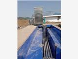 明渠式紫外线消毒模块白沙县白沙农场污水处理厂