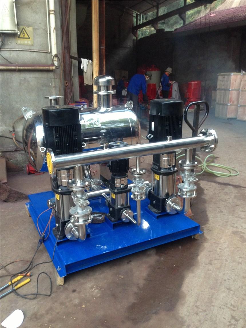 供水設備高區變頻恒壓供水設備二次供水加壓設備恒壓無負壓供水