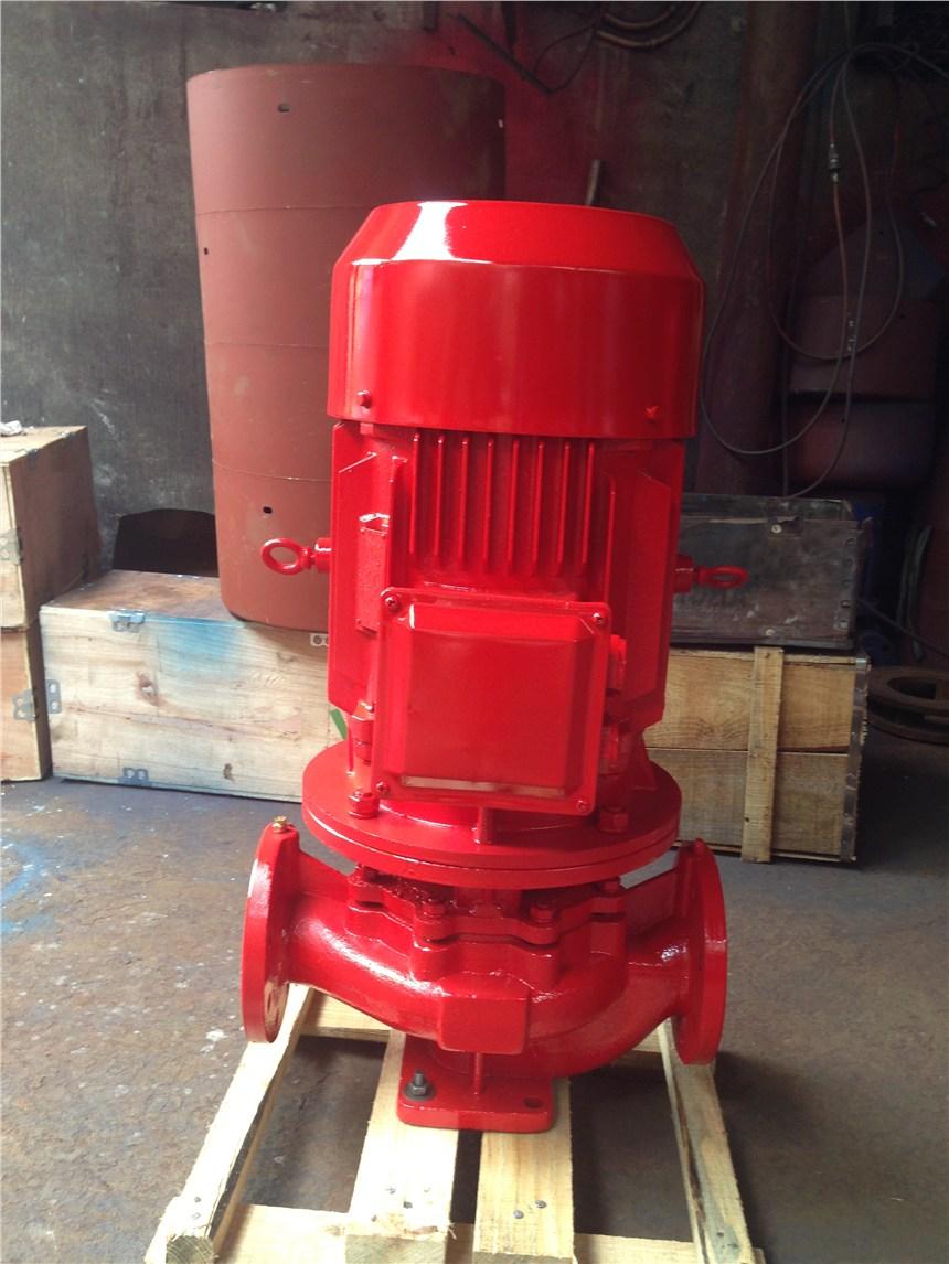 消防泵水泵高壓消火栓泵噴淋泵增壓穩壓設備立式管道泵多級離心泵