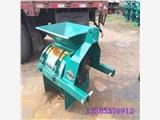 水稻苗床粉土机效率高 种植土营养土粉碎机 粉土细土壤粉碎机