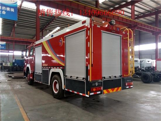 青海西宁十二吨泡沫消防车批发销售点134-0966-6690