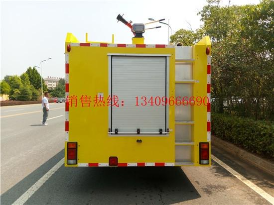 安徽池州四吨泡沫消防车批发销售点134-0966-6690