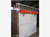 沧州供应DMC-80单机脉冲除尘器-高温布袋除尘器的原理图