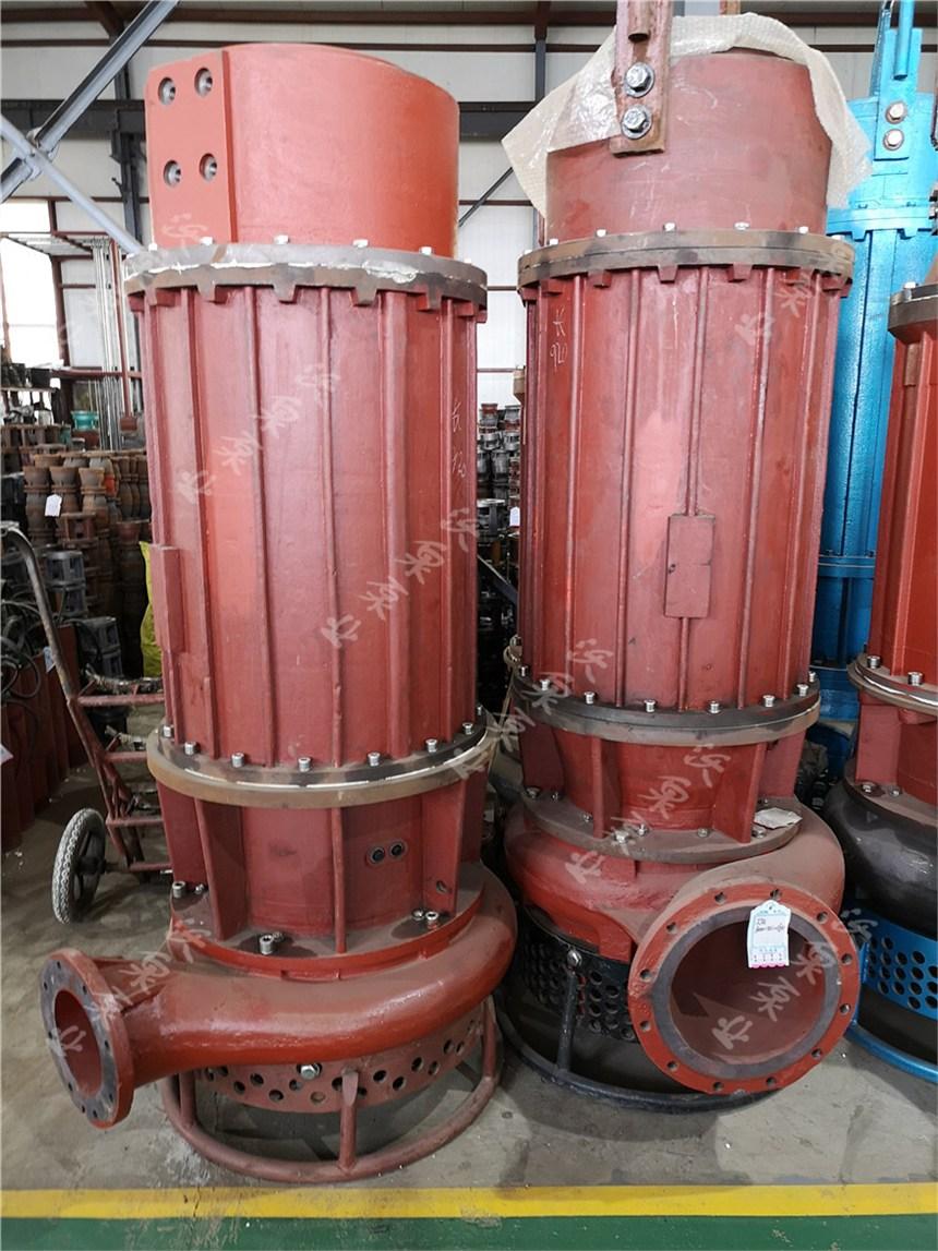 電動排漿泵大顆粒排渣泵潛水排漿機組抽漿大口徑設備