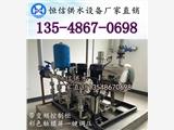 无负压变频供水设备,变频恒压供水设备,变频无负压供水设备