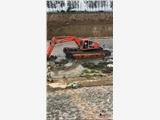 租赁水路挖掘机水陆两栖挖掘机於泥挖掘机南宁兴宁青秀附近