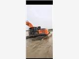 业务服务水陆挖掘机租赁中的注意事项