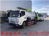 6方垃圾运输车多少钱_6方生活垃圾对接车厂家垃圾车
