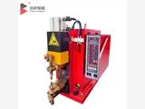 热卖湖南创研DN-40T台式气动交流水冷精密点焊机 厂家直销