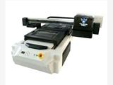 新款双工位6090fz数码印花机 双喷头个性定制t恤打印机