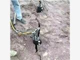 礦井開采破石器陜西渭南施工案例