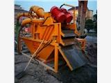 延边泥浆处理清水排放处理器处理效果
