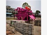 迪慶基坑支護泥漿凈化器循環使用