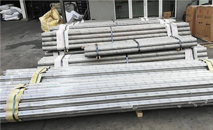 呼倫貝爾市鋁盤管太陽能專用管