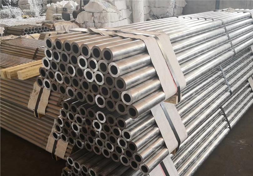 拉萨市6063铝管大口径铝合金管