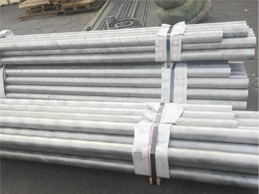 南通市6061厚壁铝管现货厚壁铝管