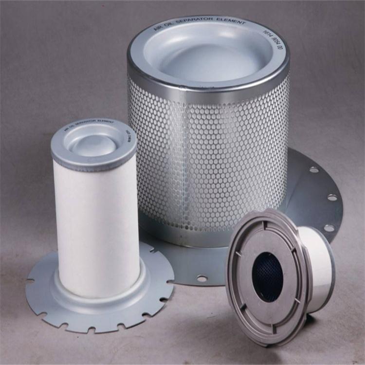 空壓機濾芯原產地  壓縮機油氣分離濾芯 操作簡單根據要求定制