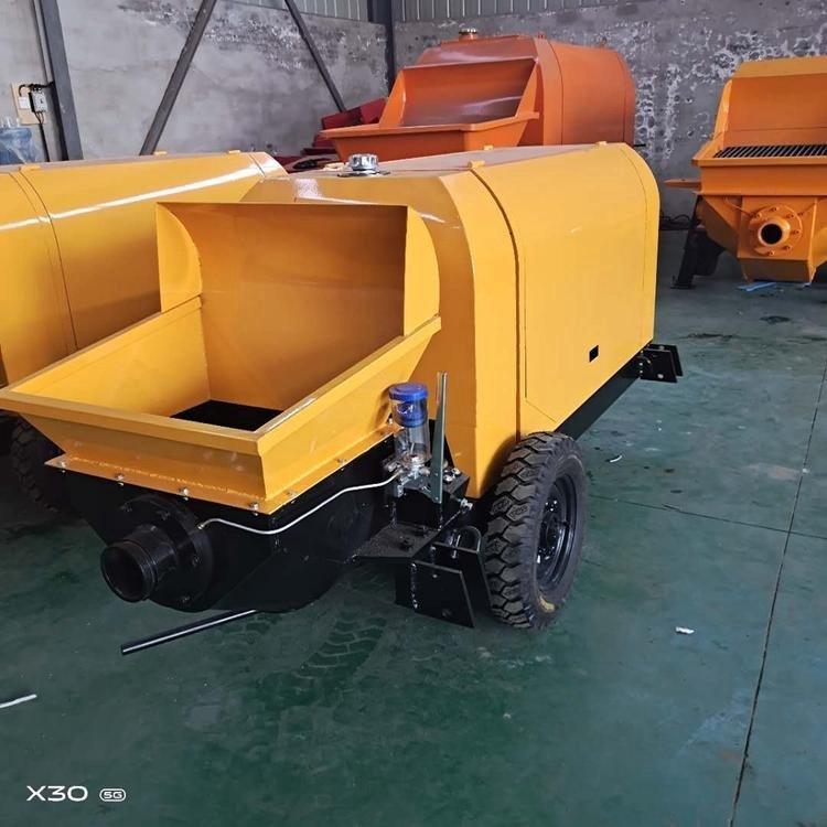 撫順混凝土輸送泵