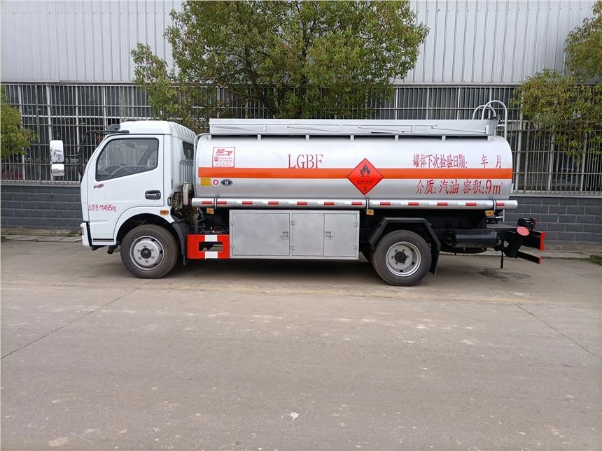 厂家新车8吨加油车整车带加油机出厂价