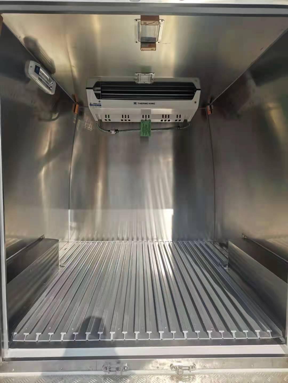 大型藥品冷藏車價錢供應商